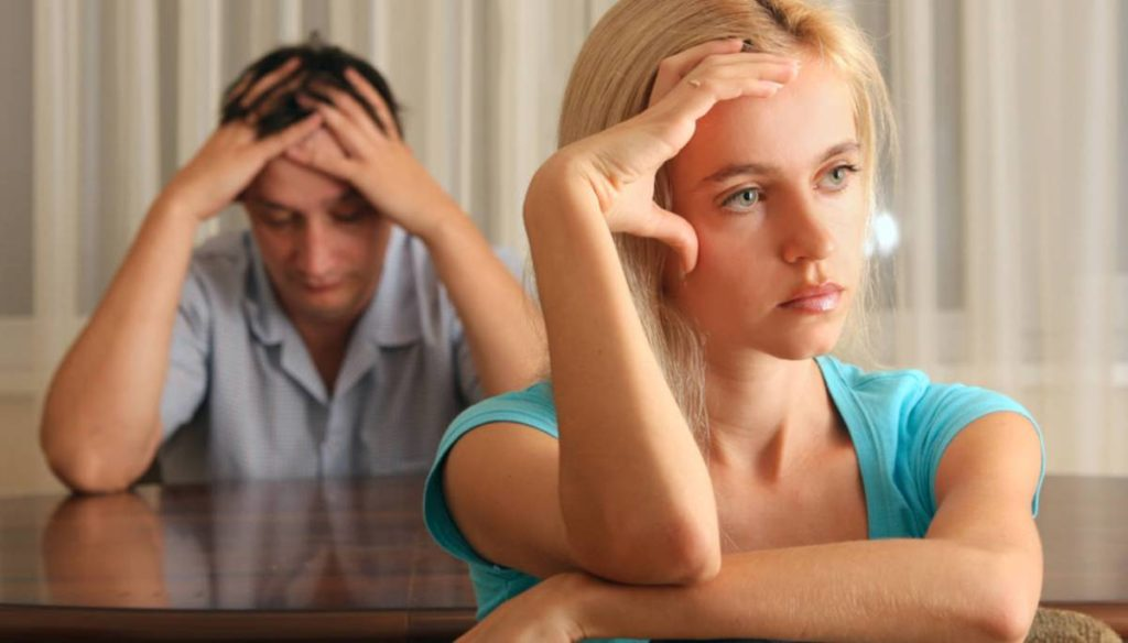 When is divorced? After the holidays. An American study says so