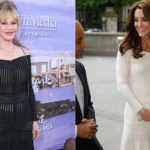 Melanie Griffith copies Kate Middleton: she wears the same dress
