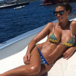 Claudia Galanti mermaid in bikini but fans insult her