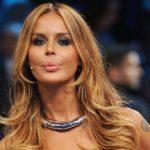 "Nina Moric against Fabrizio Corona: ""Respect our son"""