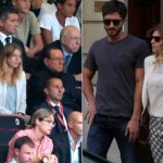Long faces for Barbara Berlusconi and Lorenzo after the gossip about Inzaghi