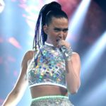 Katy Perry, eternal lolita: 30 years old and don't hear them!