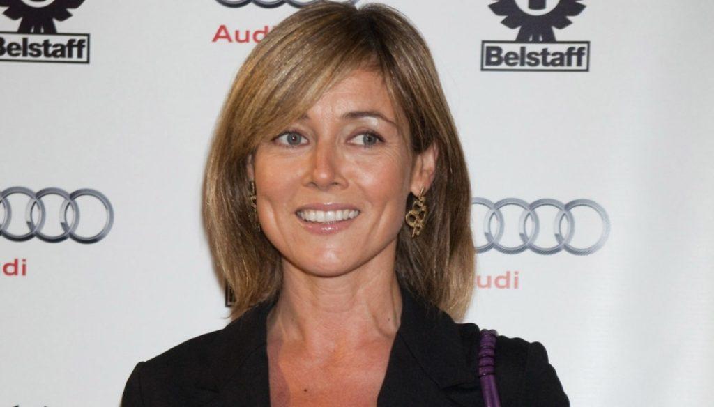 Who is Elisabetta Ferracini, daughter of Mara Venier