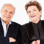 Who is Alberto Salerno, the husband of Mara Maionchi