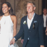Bastian Schweinsteiger and Ana Ivanovic, the wedding photos in Venice