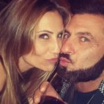 U&D, Ursula and Sossio reveal the child's sex on Instagram