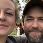 Luke Perry, his daughter Sophie, dedicates a school to him in Malawi two months after his death