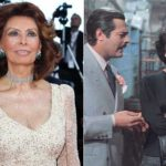 """Sofia Loren, 80 years of cinema. Cannes pays homage to the diva and """"Italian wedding"""""""