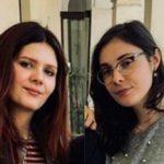 Who are Alba and Evelina, Vittorio Sgarbi's daughters