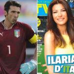 Alena suffers at the stadium. And Ilaria D'Amico breaks the silence on Gigi Buffon