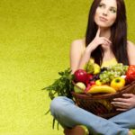 April: all seasonal fruit and vegetables