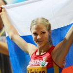 Beautiful, blonde and Russian: Darya Klishina at the Olympics against everyone