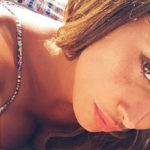 Belen Rodriguez in Ibiza, the video of the boat trip is viral