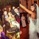 Canalis flop: sold the wedding dress for only € 5,500