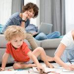 Coronavirus Sars2-CoV-2019, the pediatrician's advice for home life with children