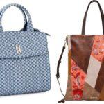 Elegant and original, the mosaic bags