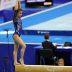 "Elisa Meneghini: portrait of the protagonists of gymnasts parallel lives 5 ""Road to Rio 2016"""