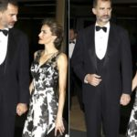 Felipe and Letizia, royal rebels and in love: at dinner hand in hand