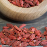Goji berries, long life elixir. But watch out for side effects