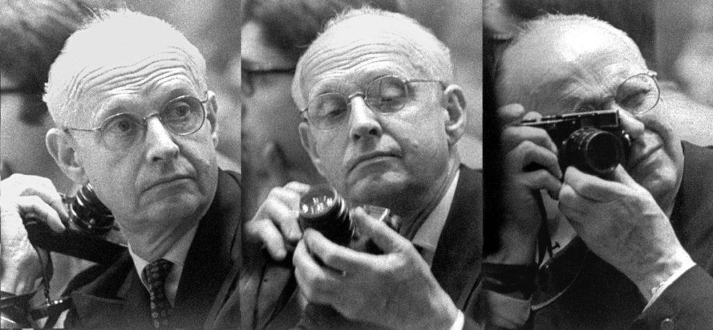 Henri Cartier-Bresson, photographer: biography and curiosities