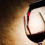 How many calories does wine have?