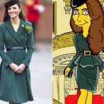 Kate Middleton becomes a Simpson and is ready to conquer China