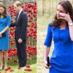 Kate Middleton is moved and cries in public. Photos of tears