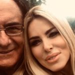 """Lecciso embraces Al Bano: """"Love is all we have"""""""