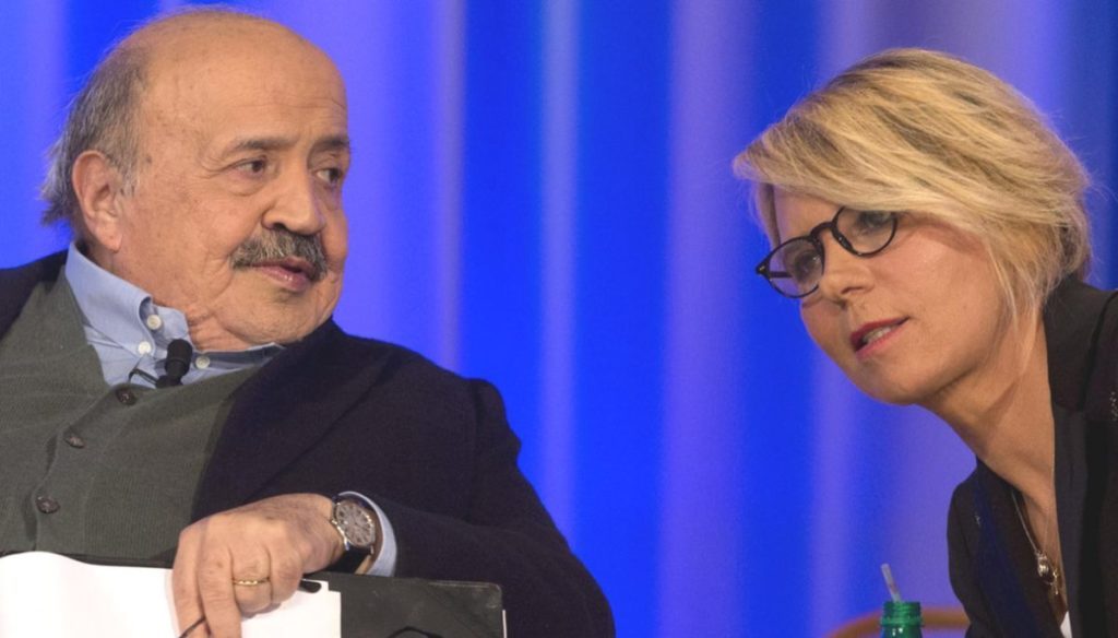 Maurizio Costanzo Confessions On The Wedding With De Filippi And Friends