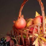 November: seasonal fruit and vegetables