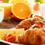 Rich and abundant breakfasts for weight loss
