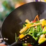 Sautéed sautéed vegetables that are healthier than boiled ones