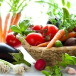 The secrets of the vegan diet: simple and tasty foods