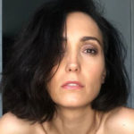 Caterina Balivo in overalls enchants Instagram. Although quarantine is difficult