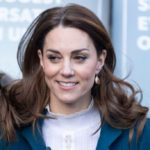 Kate Middleton enchants in photos with the floral dress