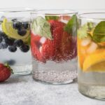 Detox waters: a special cuddle to be shared between mothers and daughters