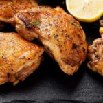 Diet with chicken, lose weight and protect the heart