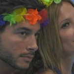 """GF Vip, Zequila: """"Adriana Volpe and Denver fell in love"""""""
