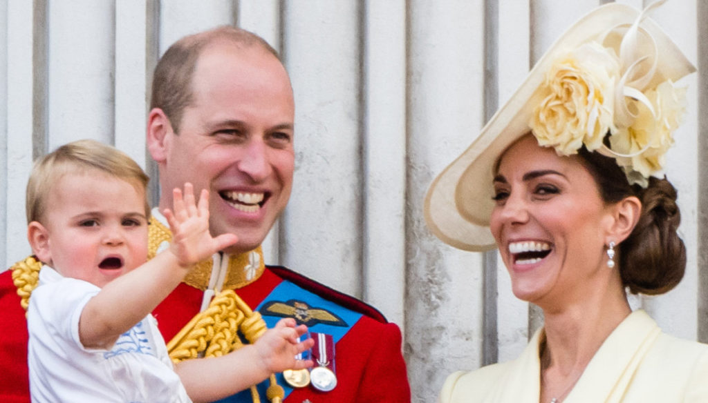 Kate Middleton, her son Louis turns 2: the sweet surprise