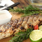 Sea bass diet: check blood pressure and triglycerides and strengthen bones