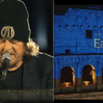Sugar sings Bono Vox from the deserted Colosseum: exciting video