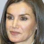 Letizia of Spain: splendid in a business suit, but with a bold touch