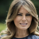 Melania Trump enchants in white at 50 on Instagram. And it ignites Ivanka's rivalry