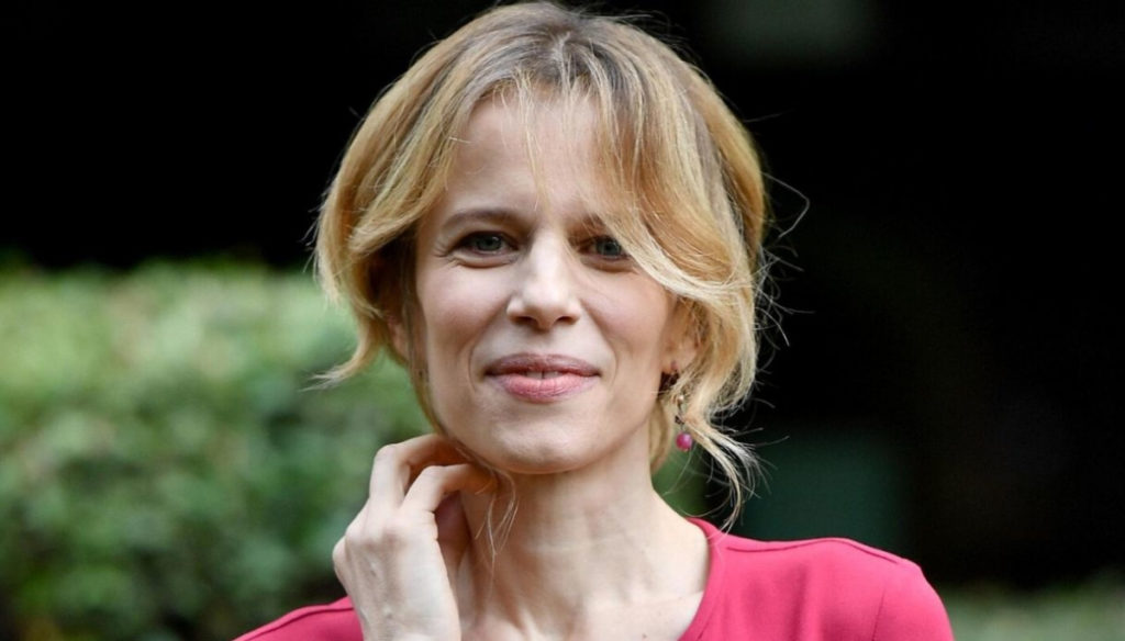 Sonia Bergamasco, what Livia does today of Commissioner Montalbano