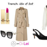 Trench coat: ideas on how to match it