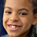 Blue Ivy, who dances like Mum Beyoncé (and has her own stylist)