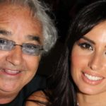 Flavio Briatore talks about his son Nathan Falco and makes a gaffe on Elisabetta Gregoraci