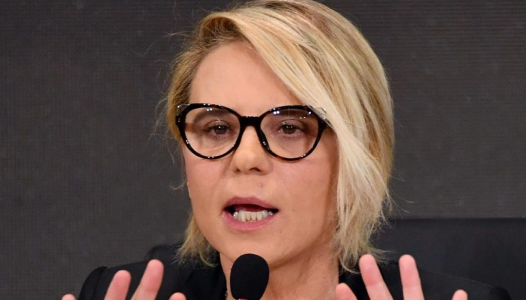 Maria De Filippi Defends Her Son Gabriele From Accusations It Is Not Recommended