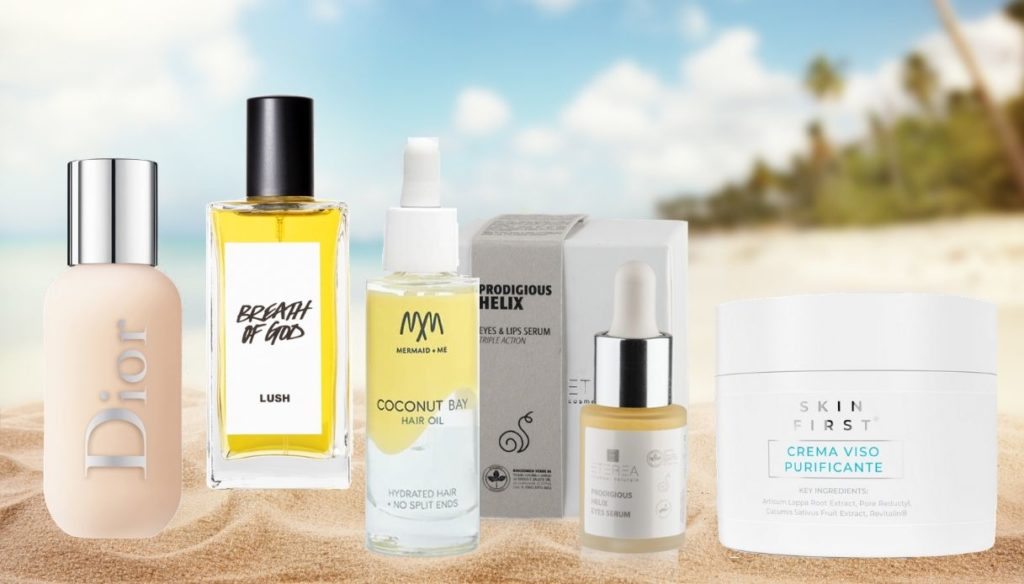 June favorites: products to prepare skin and hair for summer