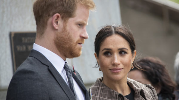 Lady Diana, Harry ready to become King. Meghan Markle disappointed